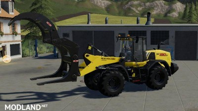 Wheel Loader Attachments large v 1.0, 2 photo